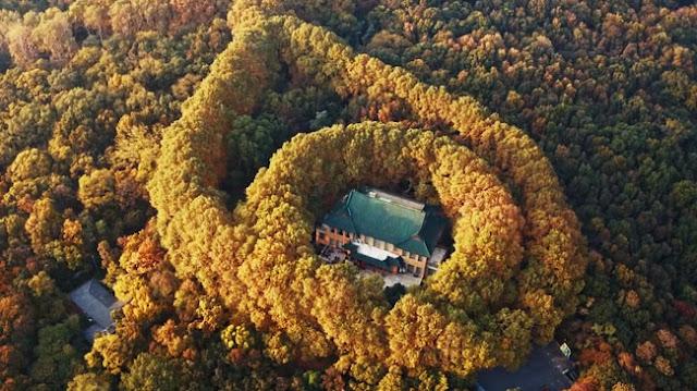 Thăm cung điện ngôn tình Mỹ Linh ở Trung Quốc