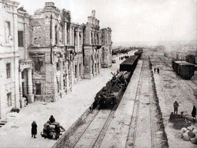 STRETCH GOAL £3000 OPENED STALINGRAD TRAIN STATION picture 5