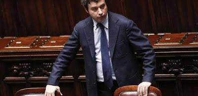 وزير العدل الإيطالي-