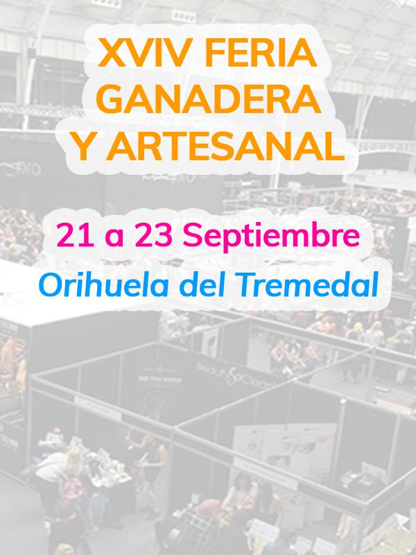 XVIV Feria Ganadera y Artesanal