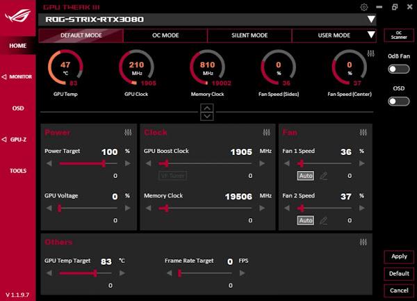 ASUS apresenta GPU Tweak III Open Beta