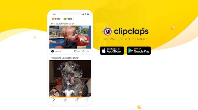 Đánh giá App ClipClaps? App ClipClaps có rút được tiền không?