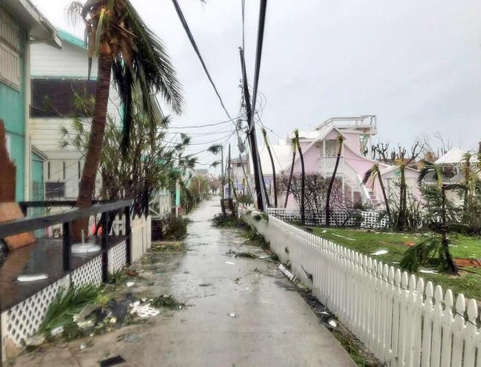 The Art Of Bruce Hope Town Hurricane Memories