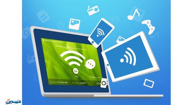 برنامج baidu wifi hotspot لبث شبكة الواى فاى