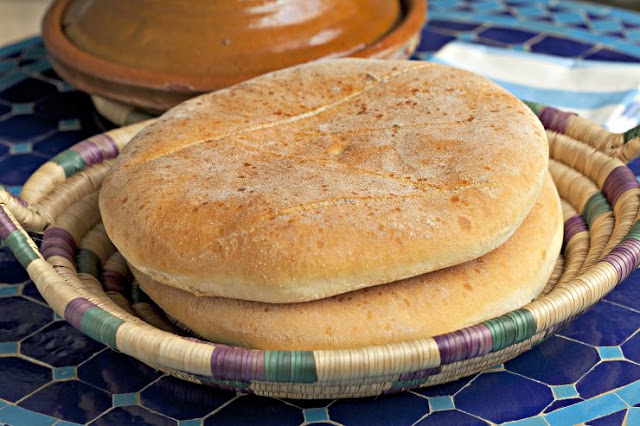 roti-maroko-resep-langkah-demi-langkah