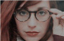 Cara membuat pola polkadot di photoshop