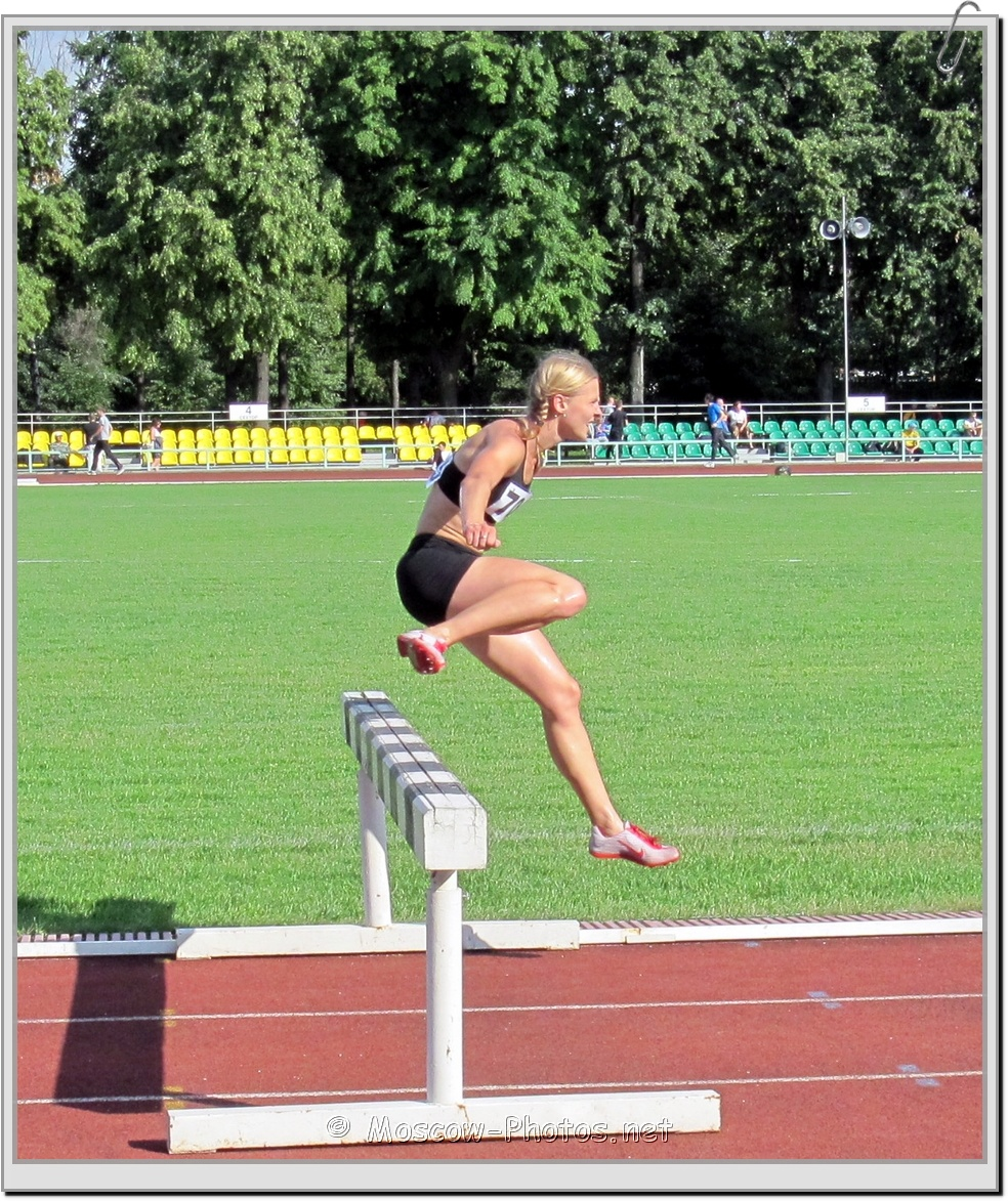Moscow Athletics Open 2011
