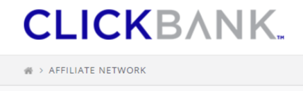 ClickBank Affiliate Marketing Networks