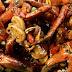 Kepiting Bakar Saus Jamur