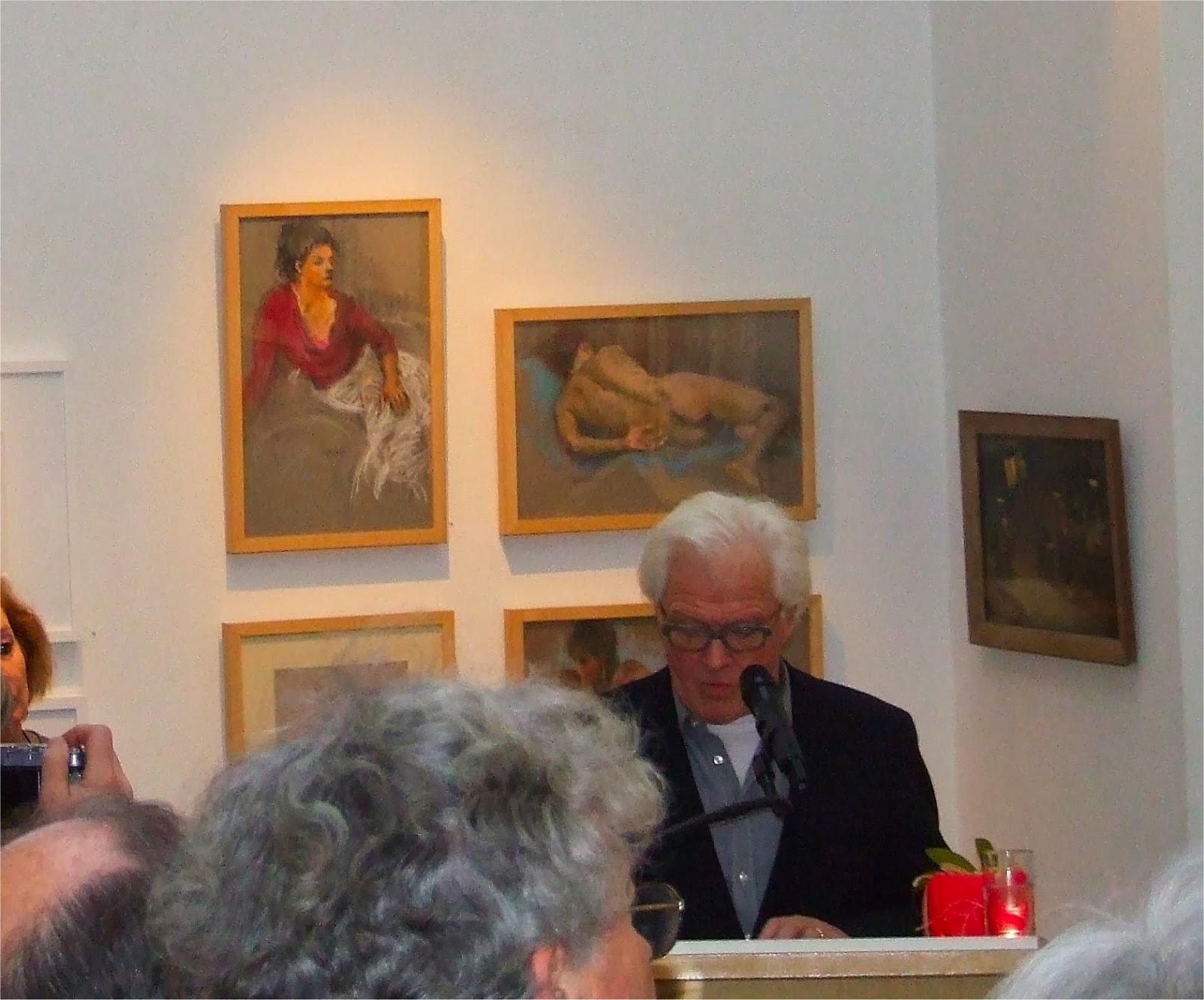 expositie modeltekenen Pulchri Den Haag