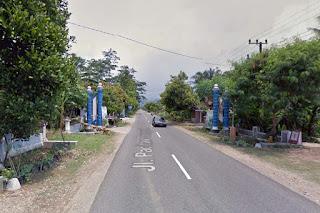 Batas Desa Hadiwarno - Desa Hadiluwih Ngadirojo Pacitan
