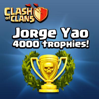 5 Tips Terbaik Mendapatkan Trophy CoC Clash of Clans pada TH 10