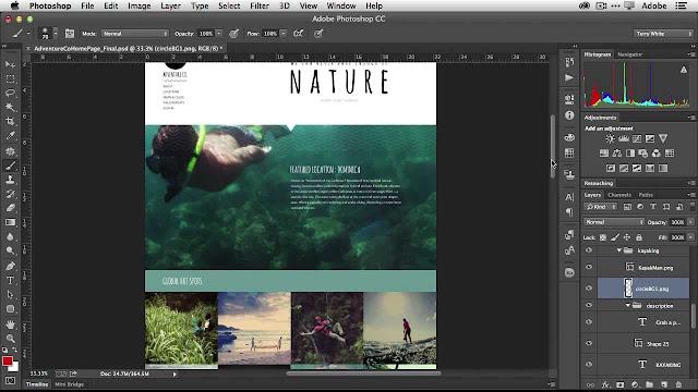 Tips Belajar Adobe Photoshop Untuk Pemula