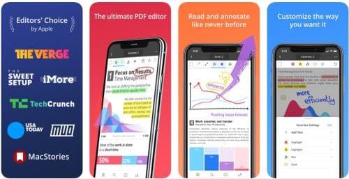 Aplikasi Terbaik untuk Membaca dan Mengedit PDF di iPhone dan iPad