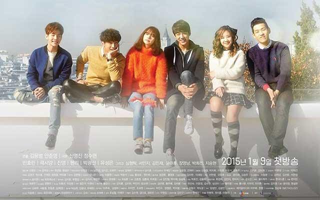 Download Drama Korea Persevere, Goo Hae-Ra Batch Subtitle Indonesia