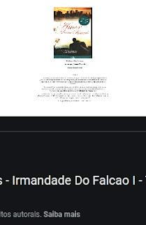 Irmandade do Falcao I TUDO POR SEU AMOR - Anna Casanovas