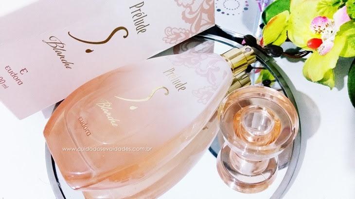 Resenha Perfume Prélude S. Blanche Eudora