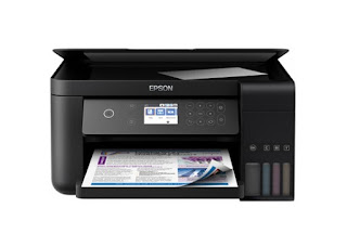 Epson EcoTank ET-3710 Driver Downloads