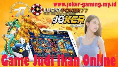 Game Judi Ikan Online