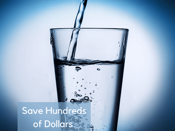 Save Hundreds of Dollars and Thousands Of Bottles With This Water Filter