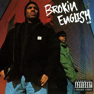Brokin English Klik - Brokin English Klik (1993)