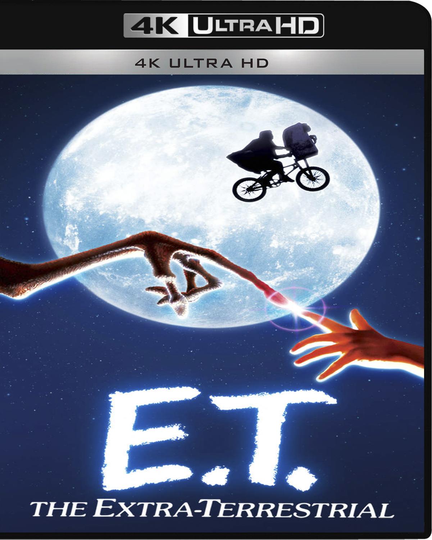 E.T.: The Extra-Terrestrial [1982] [UHD] [2160p] [Latino]
