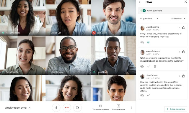 Fitur Google Meet Dan Zoom Ini Ternyata Jarang Diketahui Banyak Orang