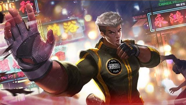 Hero Chou Mobile Legends