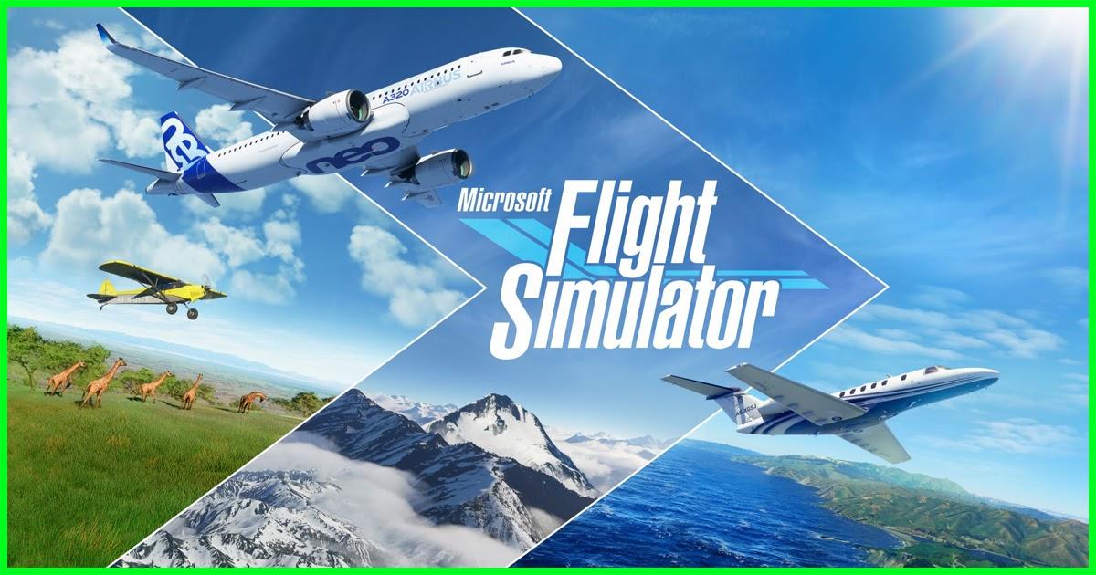 Microsoft Flight Simulator 2020 Download