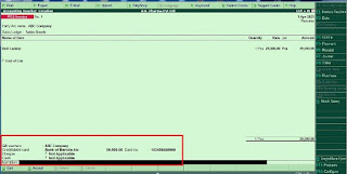 How to Create POS Invoice in Tally in Hindi