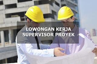 Lowongan Kerja Supervisor Proyek Hokiland Properti Pontianak