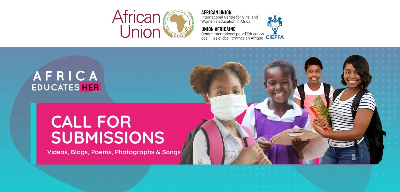 African Union/CIEFFA #AfricaEducatesHer Campaign 2020