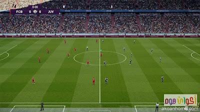 تحميل لعبة بيس 2020 للكمبيوتر كاملة برابط مباشر من ميديا فاير Download PES 2020