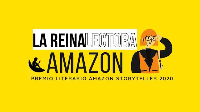 Premio literario Amazon 2020