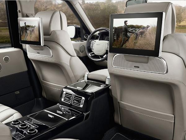 Interior Range Rover Autobiography
