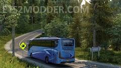 Map Sitinjau Lauik V5 Update ETS2 1.40 -1 .41 Suport Convoy Mod