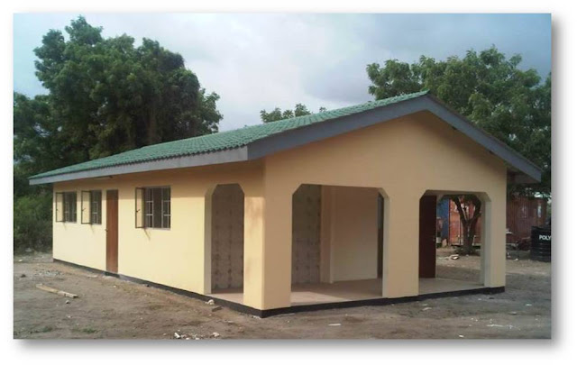 low cost affordable housing