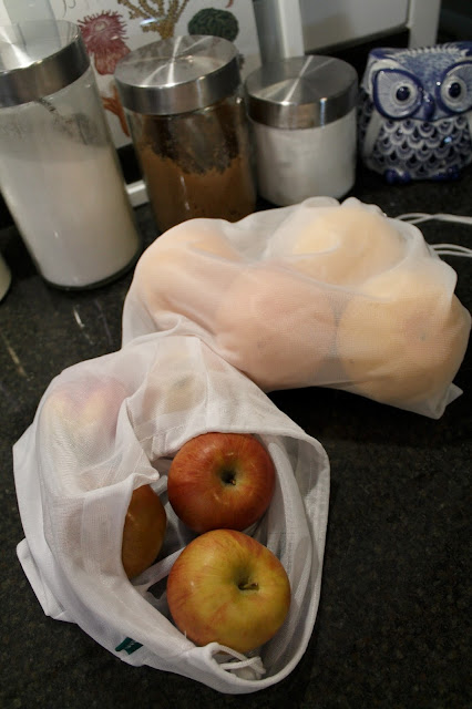 Zero Waste - Reusable Produce Bags