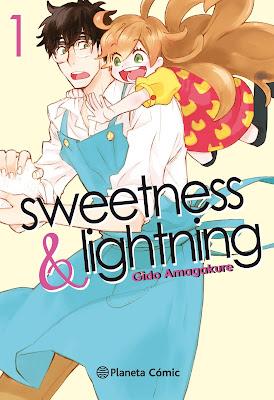 Manga: Review de Sweetness & Lightning Vol.1 de Amagakure Gido - Planeta Cómic