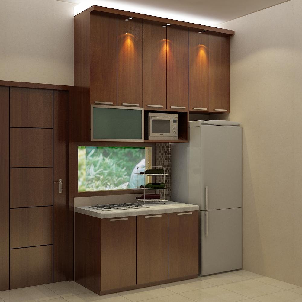 49+ Gambar Kitchen Set Minimalis Untuk Dapur Kecil Dan