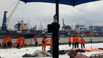 Sederet Temuan Evakuasi Sriwijaya Air Hari Ini, Ada 16 Potongan Besar Pesawat