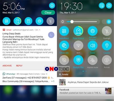 Asus Zenfone 3 ZE520KL Resmi Merasakan Nougat 7.0