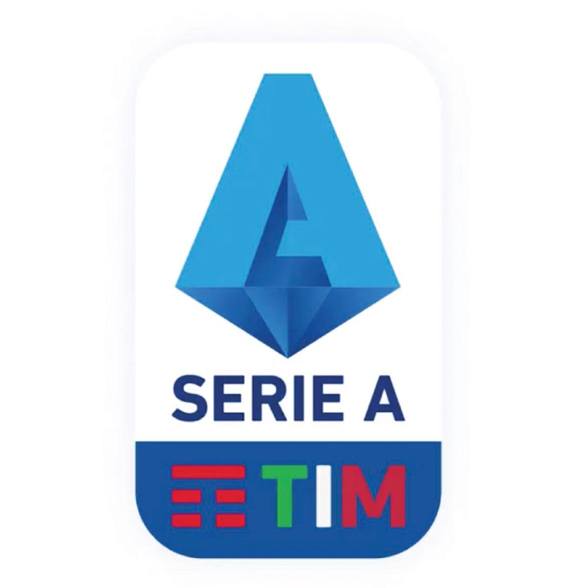 Serie A: Full Serie A Logo History