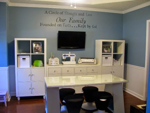 Home Office Ideas Wall Color