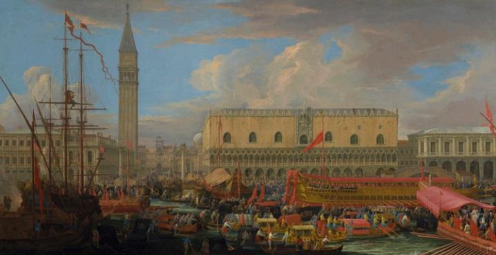"""Eyewitness Views, Making History in 18th-Century Europe"" exposición en el MIA de Minnesota"