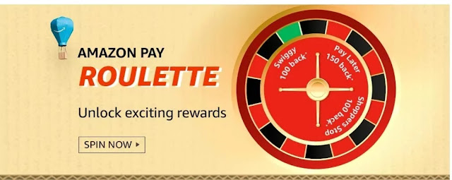 Amazon Pay Roulette Quiz: How many days are there in the month of September?