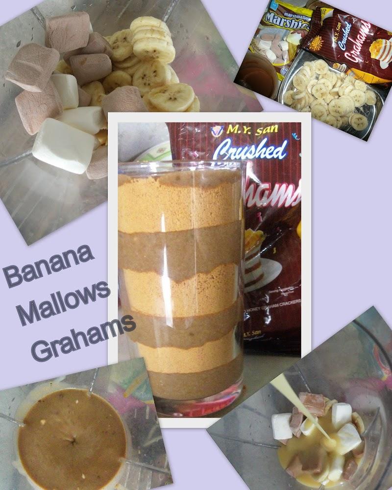 Banana Mallows Grahams