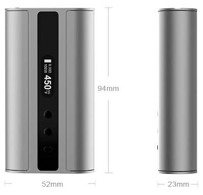 iStick TC100W iS Also Nice !