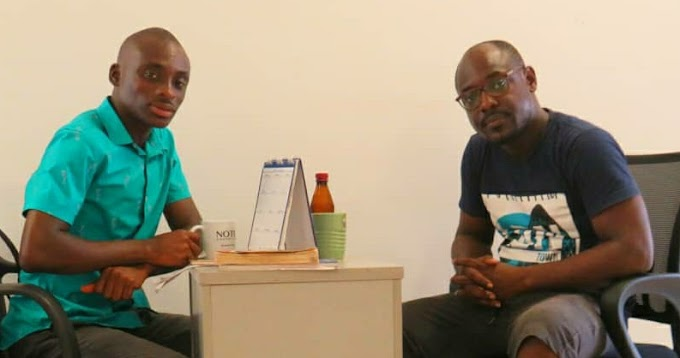 #InspirationalChat with Ghanaian Sports Journalist and Head of Sports for the EIB, Henry Asante Twum. #BeInspired!