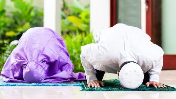 Hukum Sholat Idul Fitri